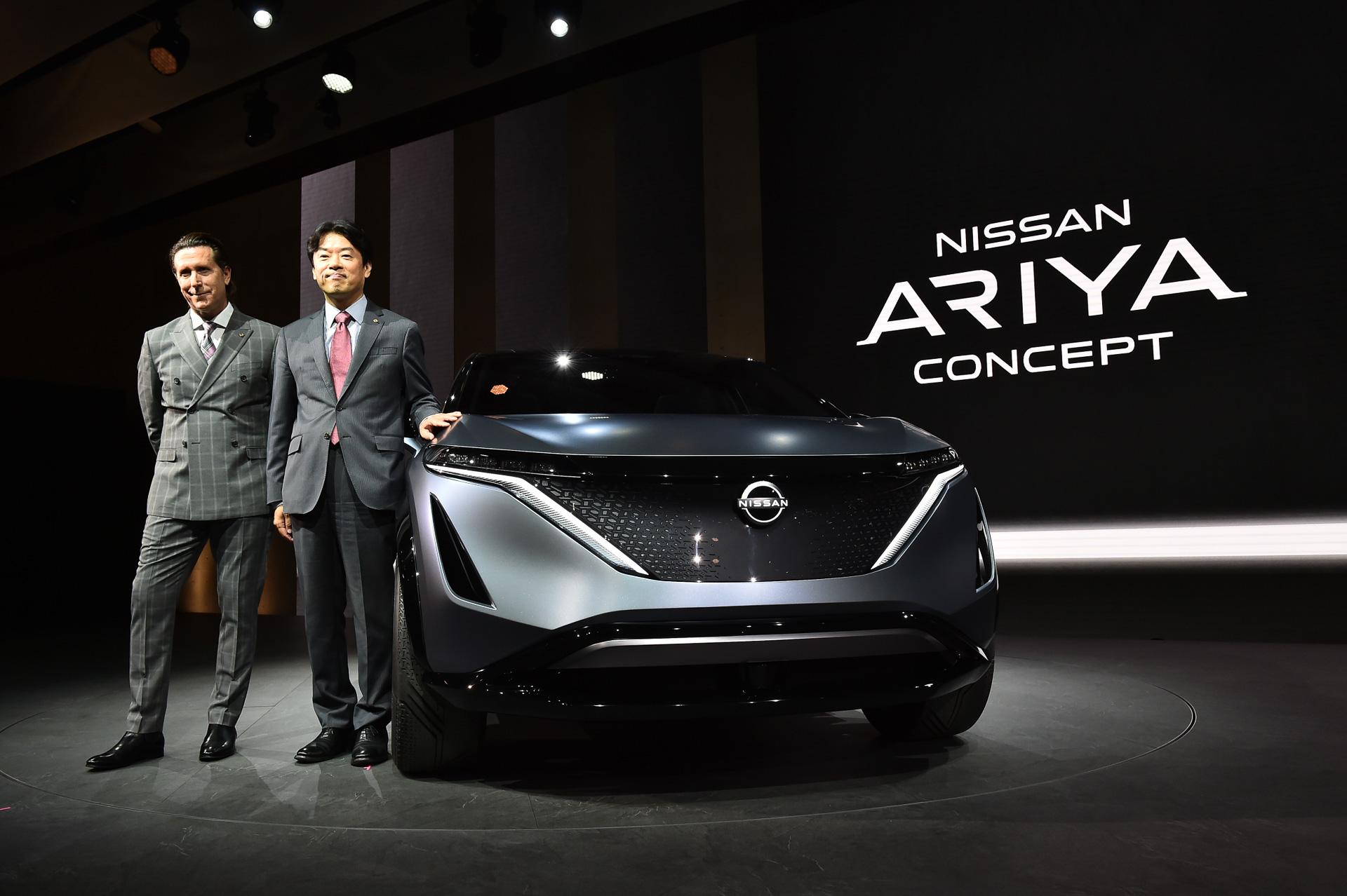 東京モーターショー 2019】EVコンセプトカー「アリア コンセプト