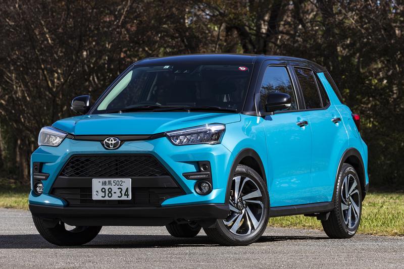 2020年1月の車名別ランキング、新型SUV「ライズ」が乗用車1位に