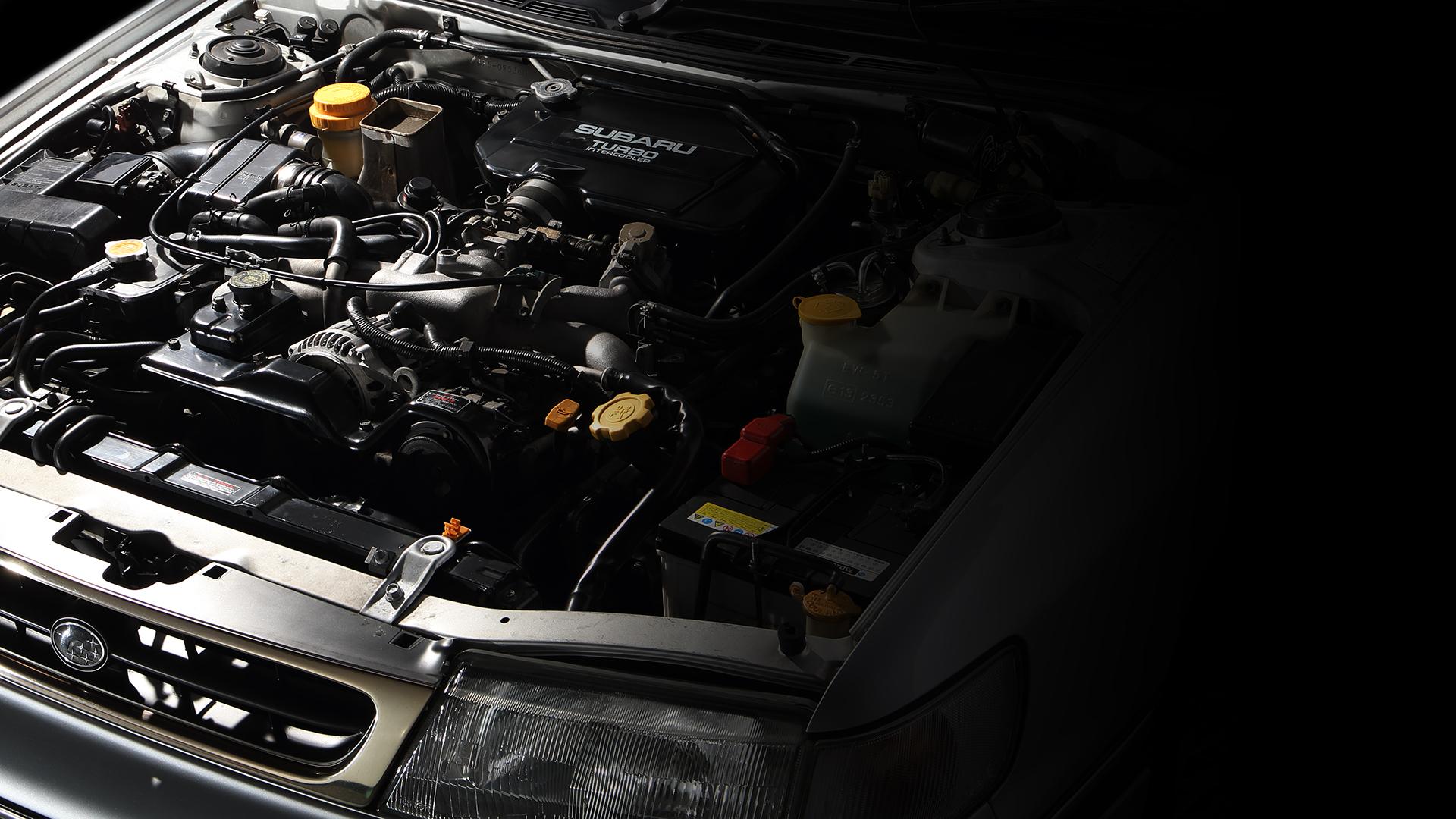 スバル バーチャル背景第2弾公開 要望に応えてスマホ向け Ej 型エンジン画像も Car Watch
