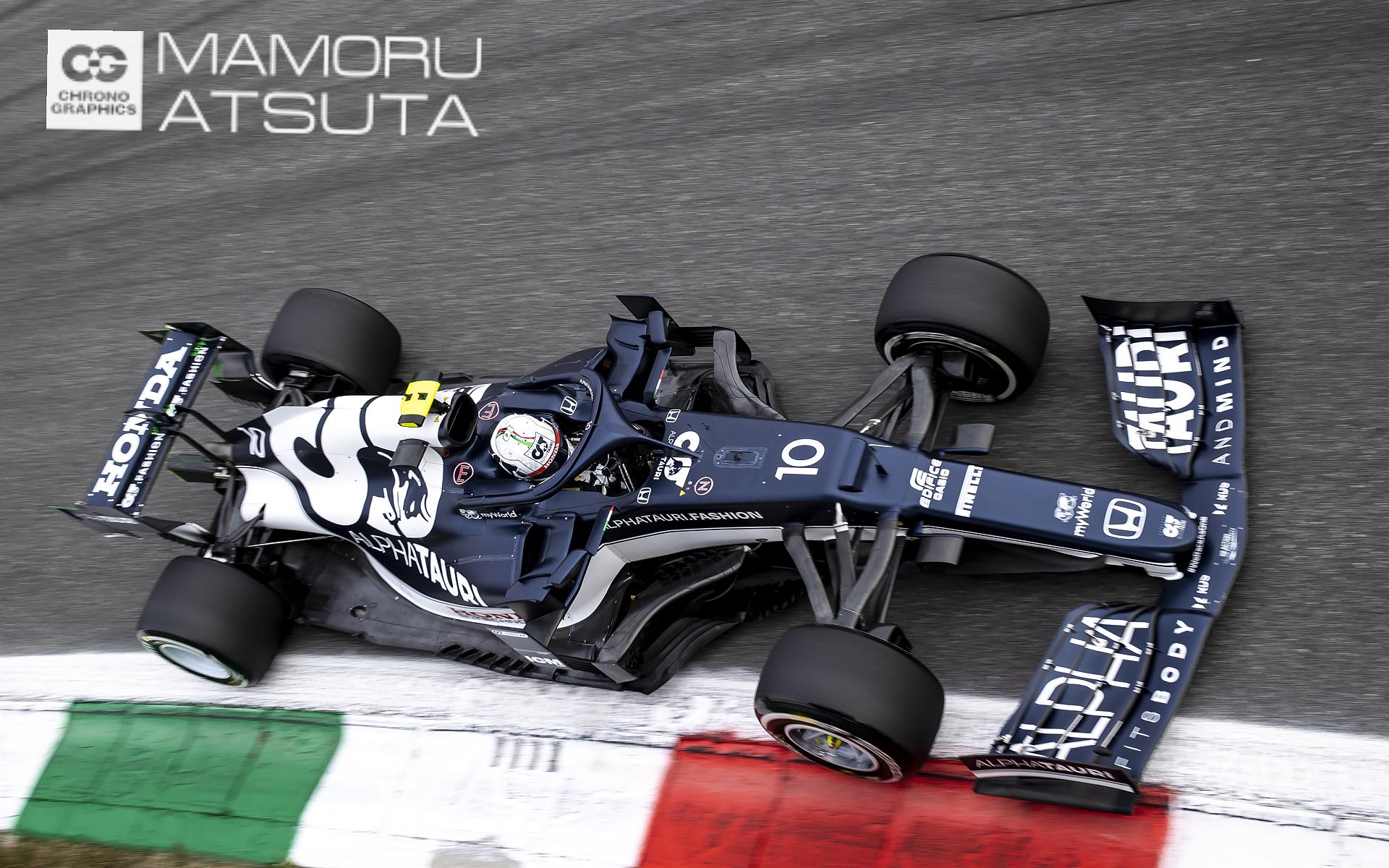 熱田護のF1フォトギャラリー「第14戦 イタリアGP」