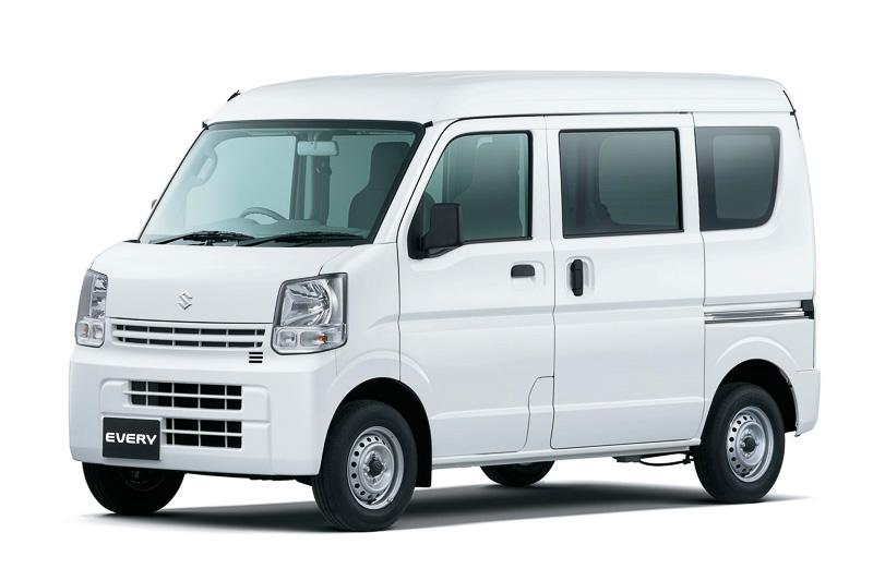 スズキ、軽商用車「エブリイ」の5速AGS車に「2速発進モード」新 ...